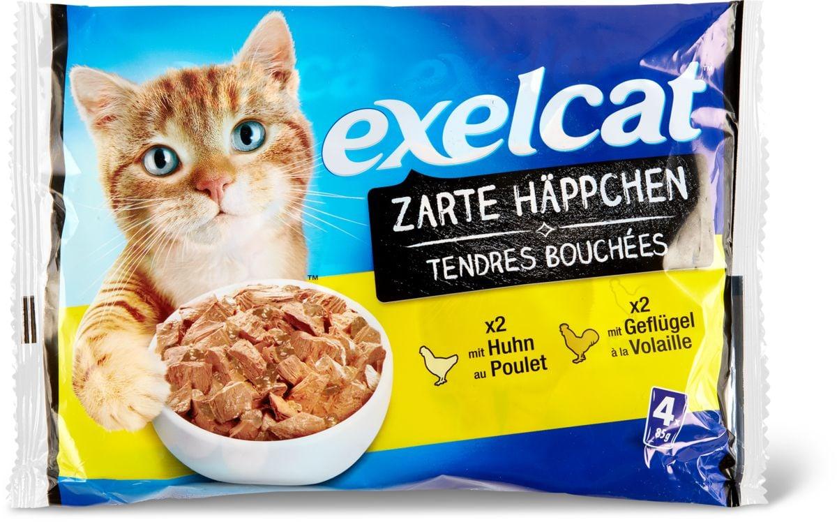 Exelcat Delicato Bocconcino pollame