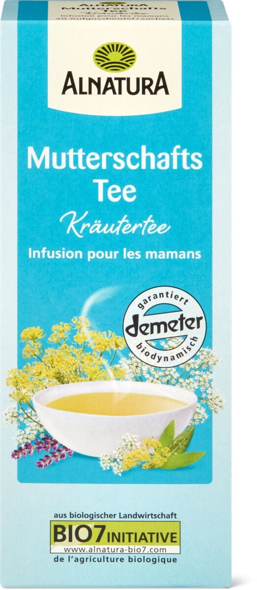 Alnatura tè maternita