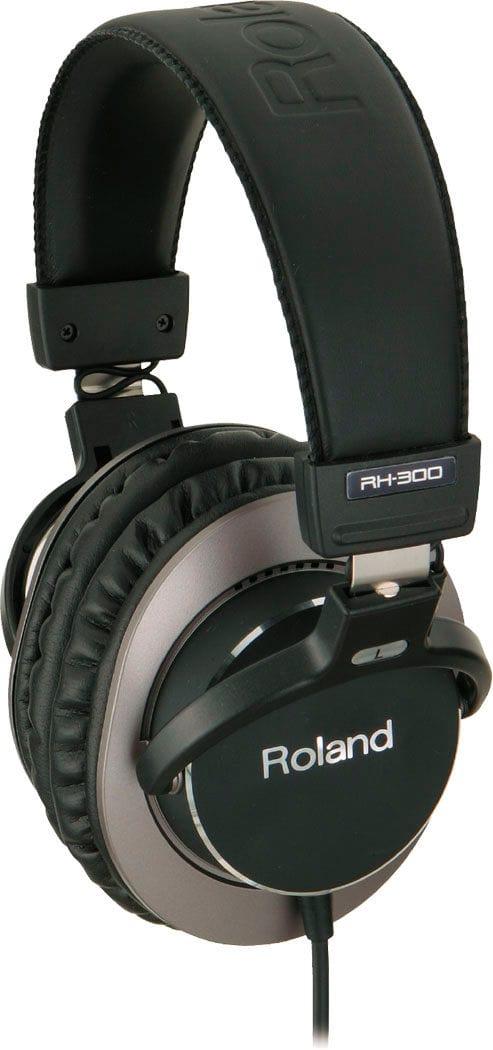 Roland RH-300 - Schwarz Over-Ear Kopfhörer