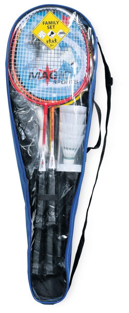 Magic Sports Set de badminton familial