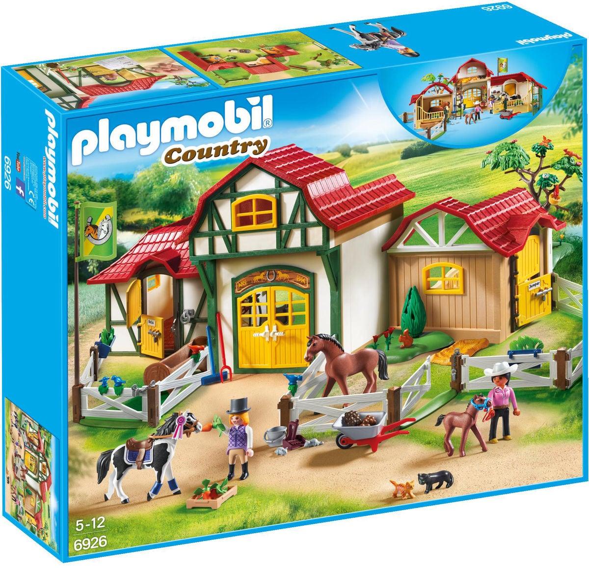 PLAYMOBIL® 6926 Club d'équitation