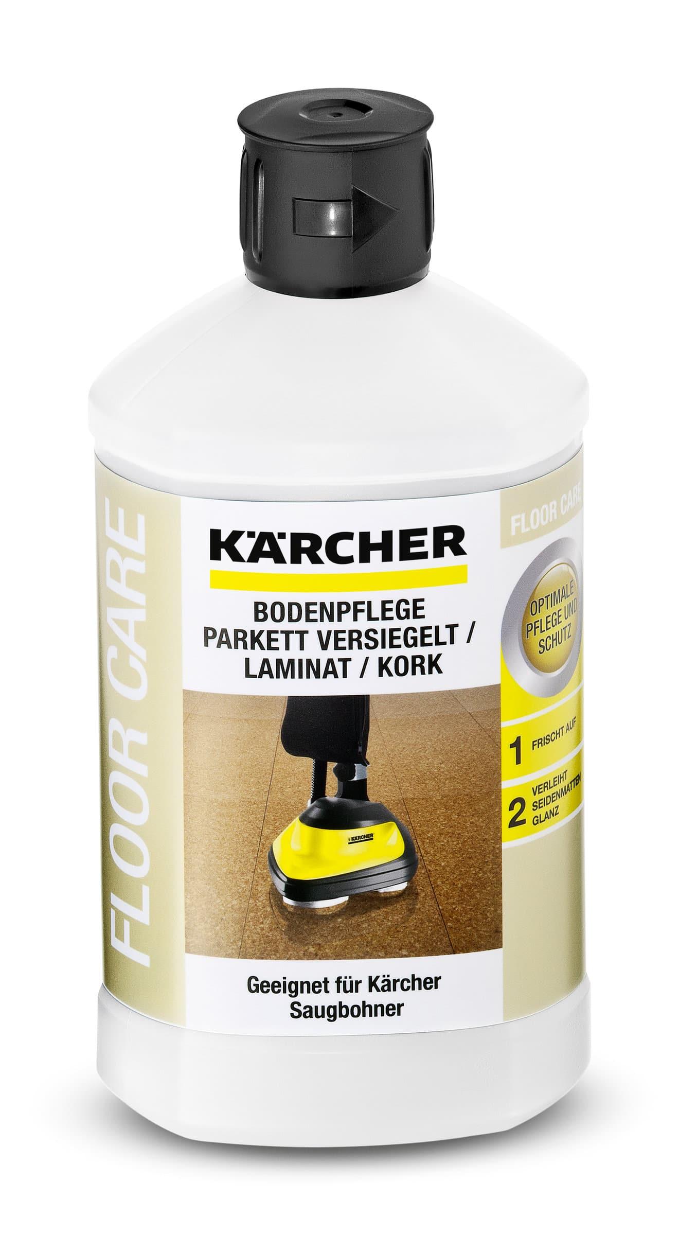 Kärcher Agent d'entretien des parquets vitrifiés/stratifiés/en liège RM 531 Agent de nettoyage