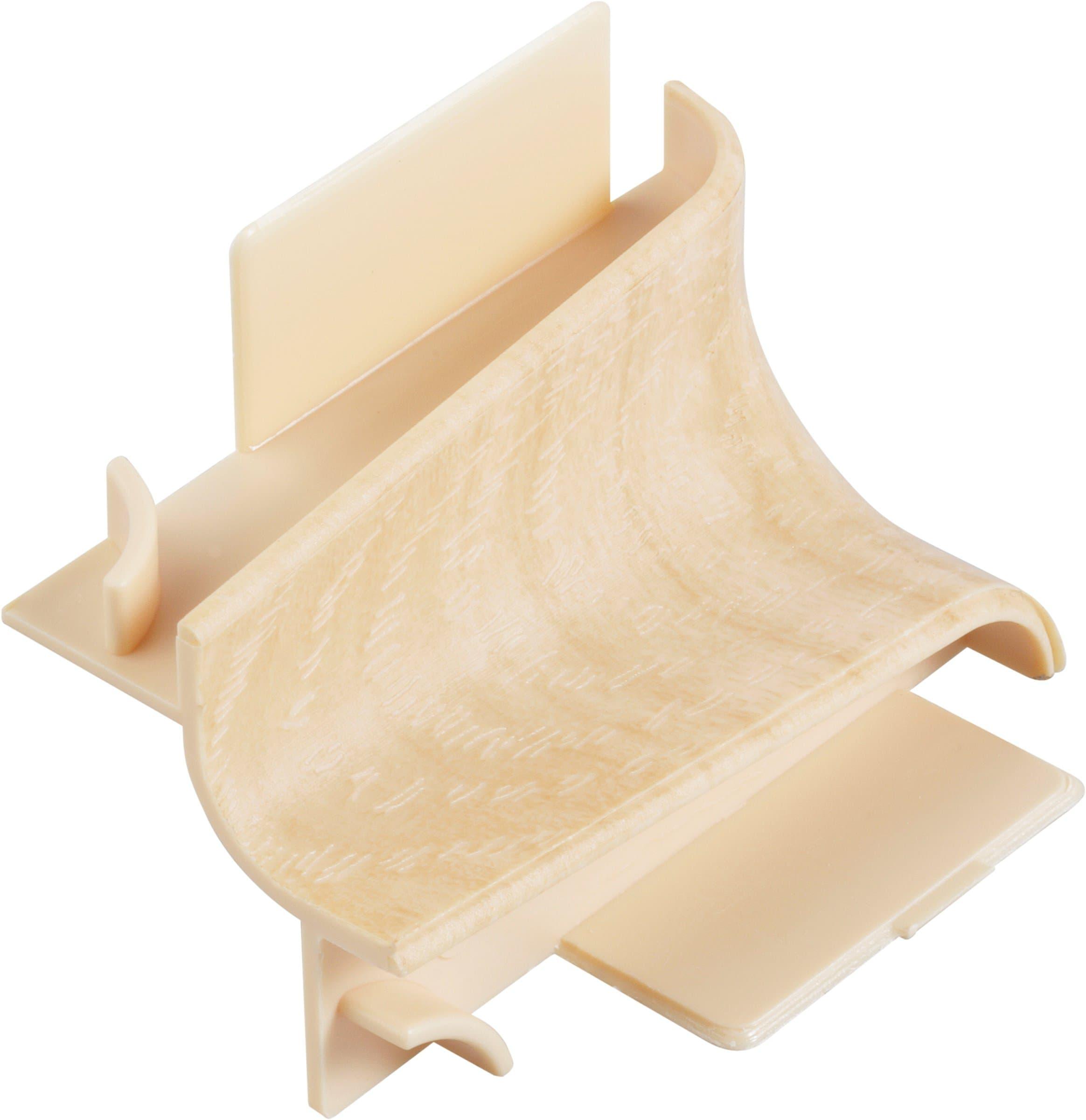 Angles intérieurs matière synthétique, 4 pces
