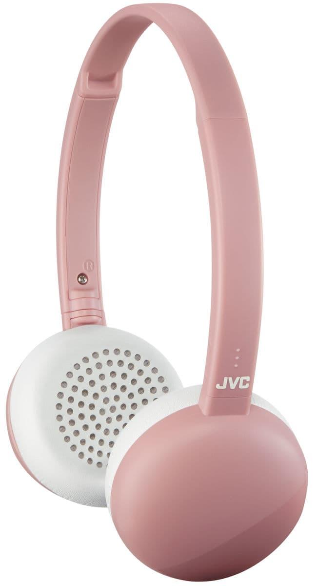 JVC HA-S20BT-P - Rosa On-Ear Kopfhörer