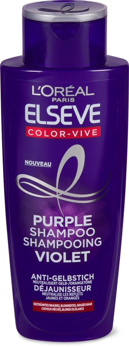 L'Oréal Elseve Purple Shampooing