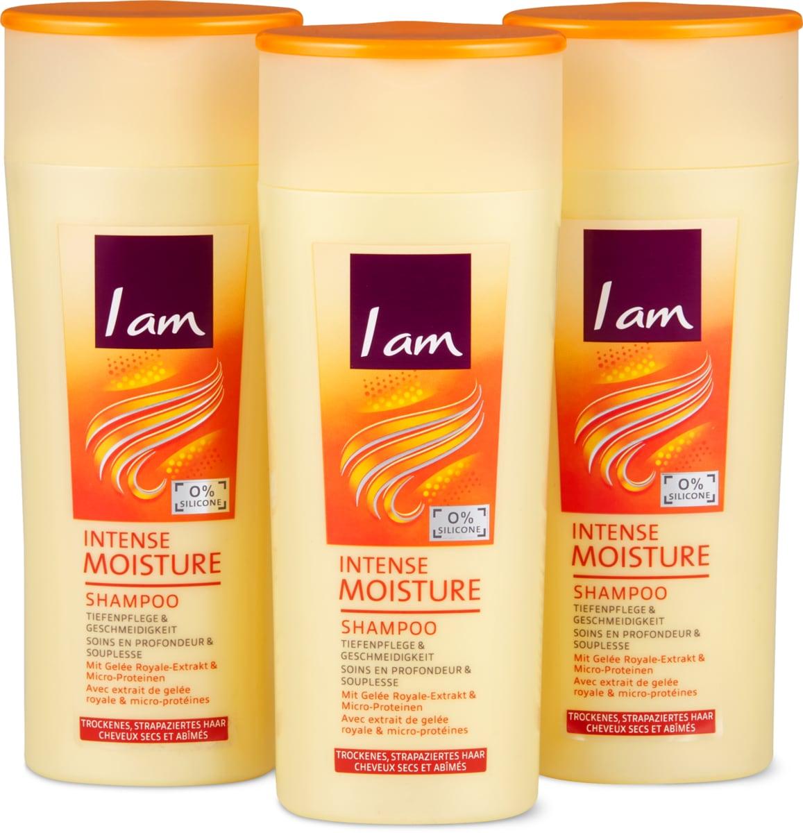 I am Shampoos