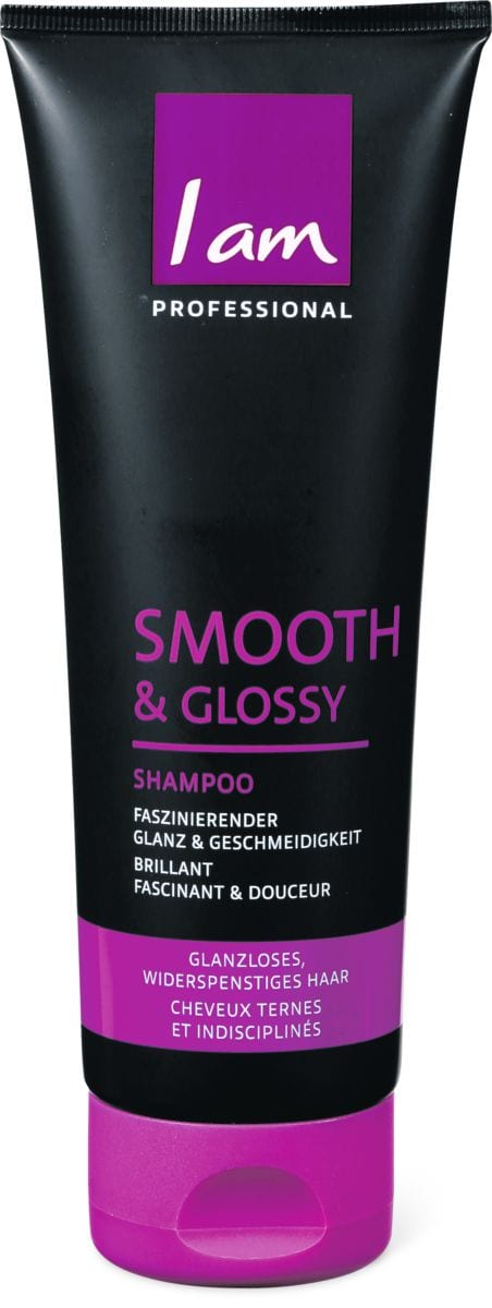 I am Professional Smooth & Glossy Shampoo