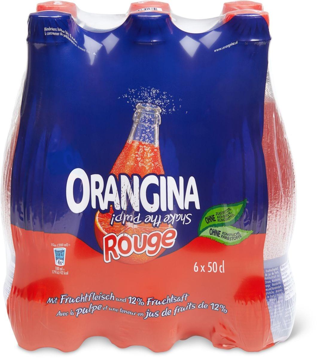 Orangina Rouge
