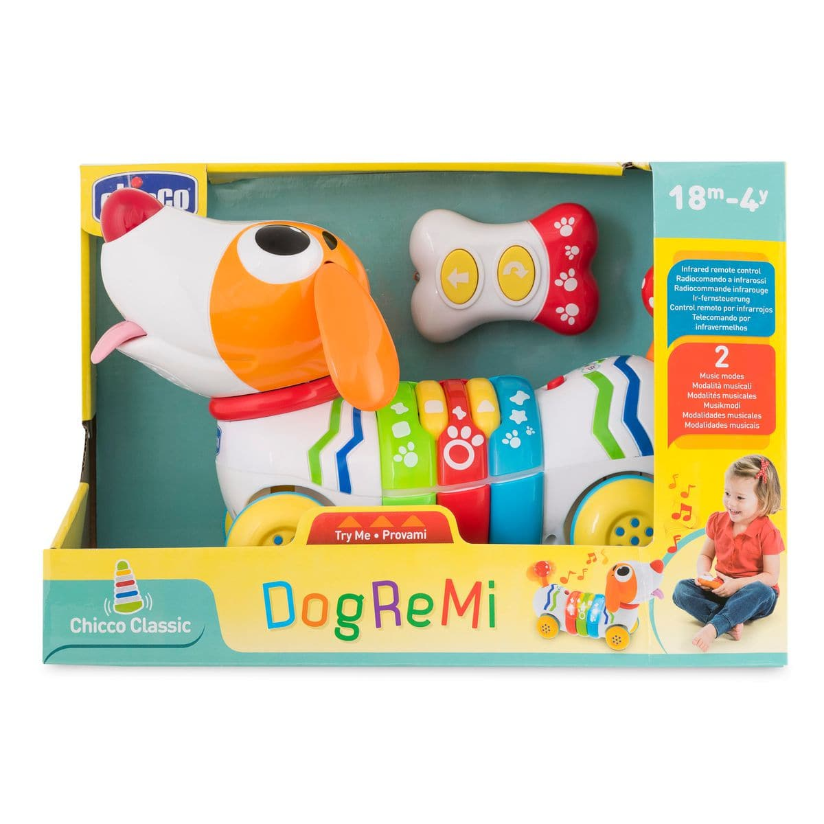Chicco DOGREMI RC