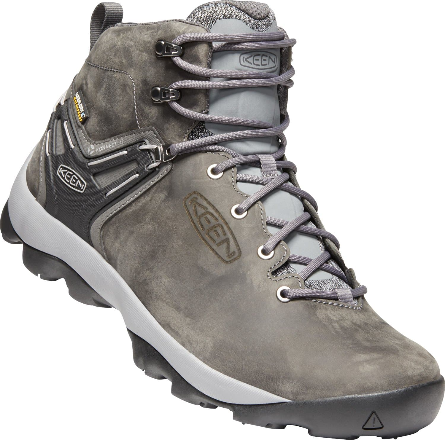 Keen Venture Mid Leather WP Scarponcino da escursione uomo