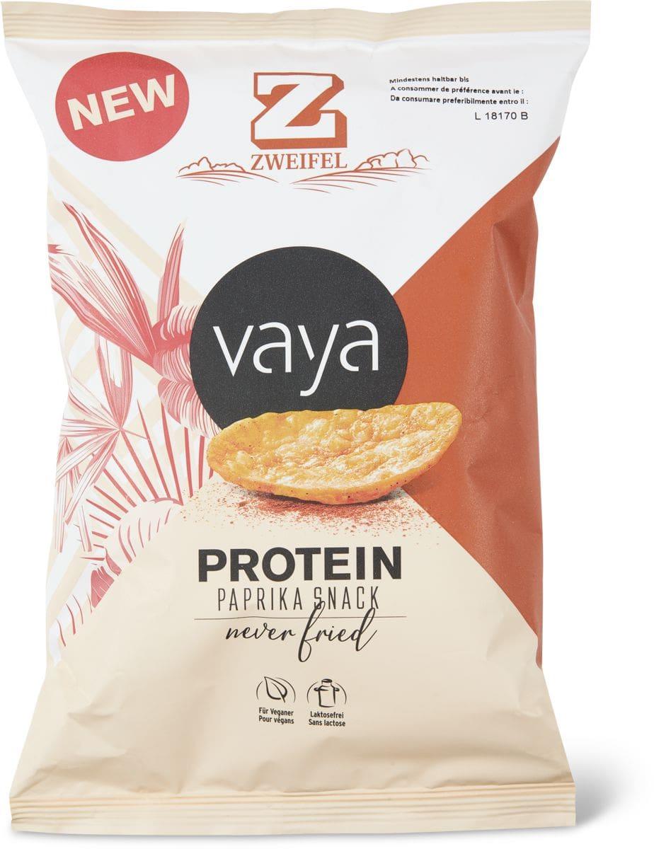 Zweifel Vaya Protein Paprika Snack