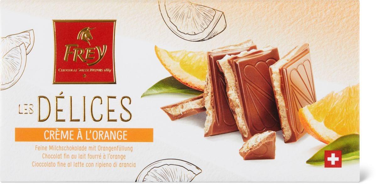 Les Délices Crème à l'Orange