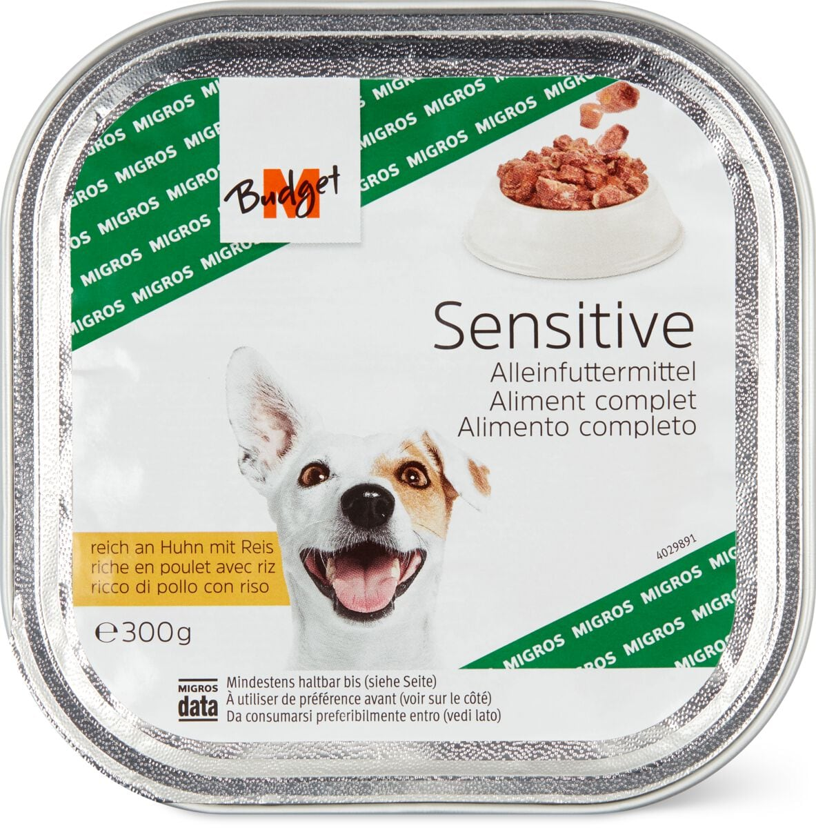 Hundenahrung Sensitiv