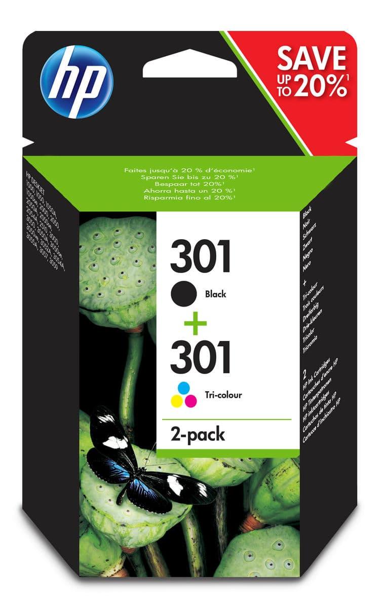 HP Combopack 301 N9J72AE