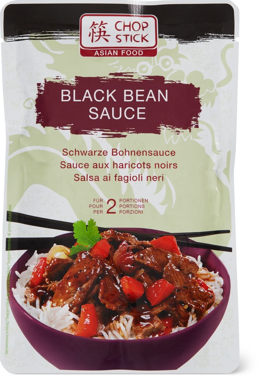 Chop Stick Black Bean Sauce