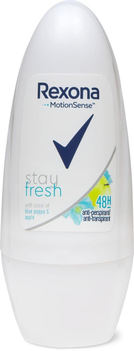Rexona deo roll-on Stay Fresh