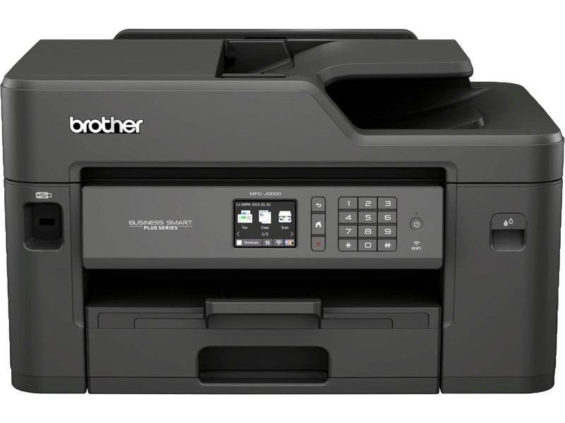 brother mfc j5330dw drucker scanner kopierer fax. Black Bedroom Furniture Sets. Home Design Ideas