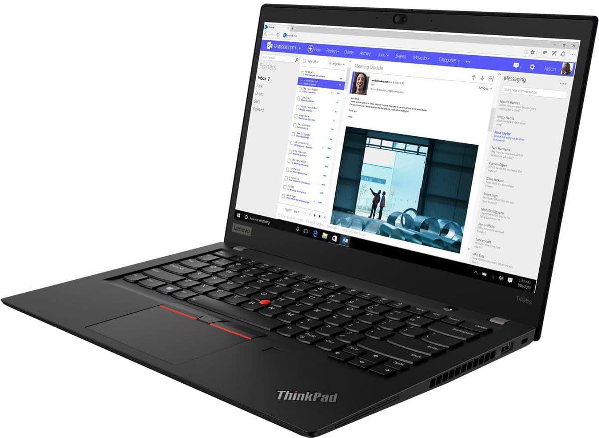 Lenovo ThinkPad T495s LTE Notebook
