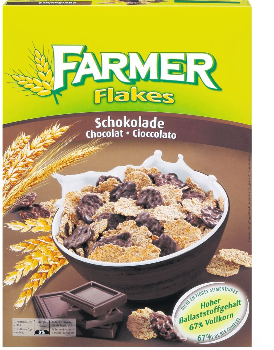 Farmer Flakes Chocolat