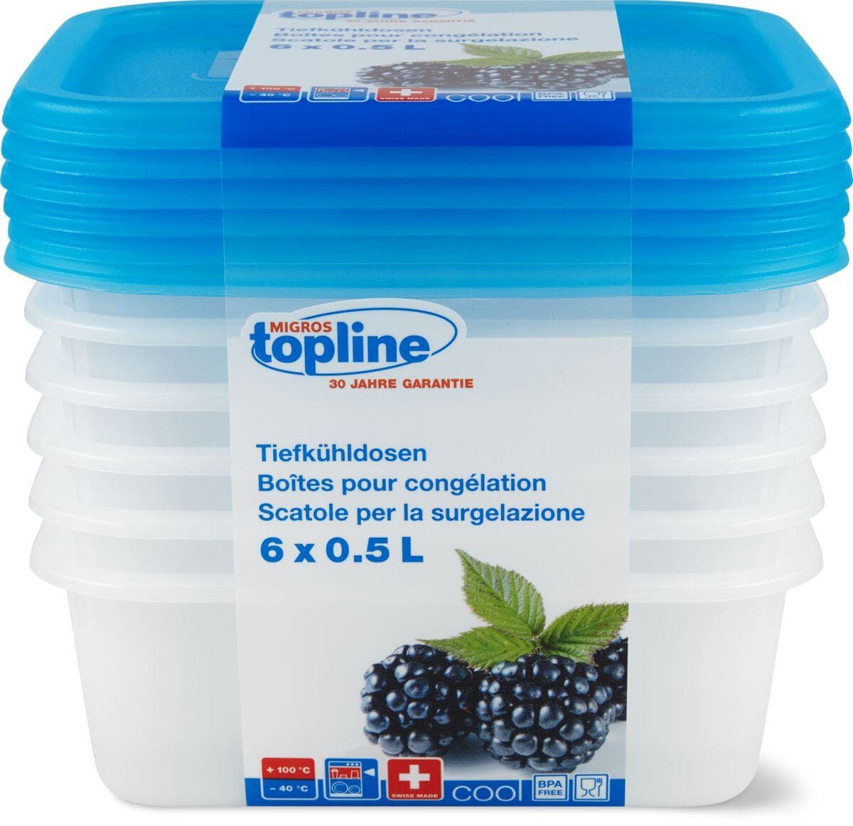M-Topline COOL Tiefkühldose 0.5L