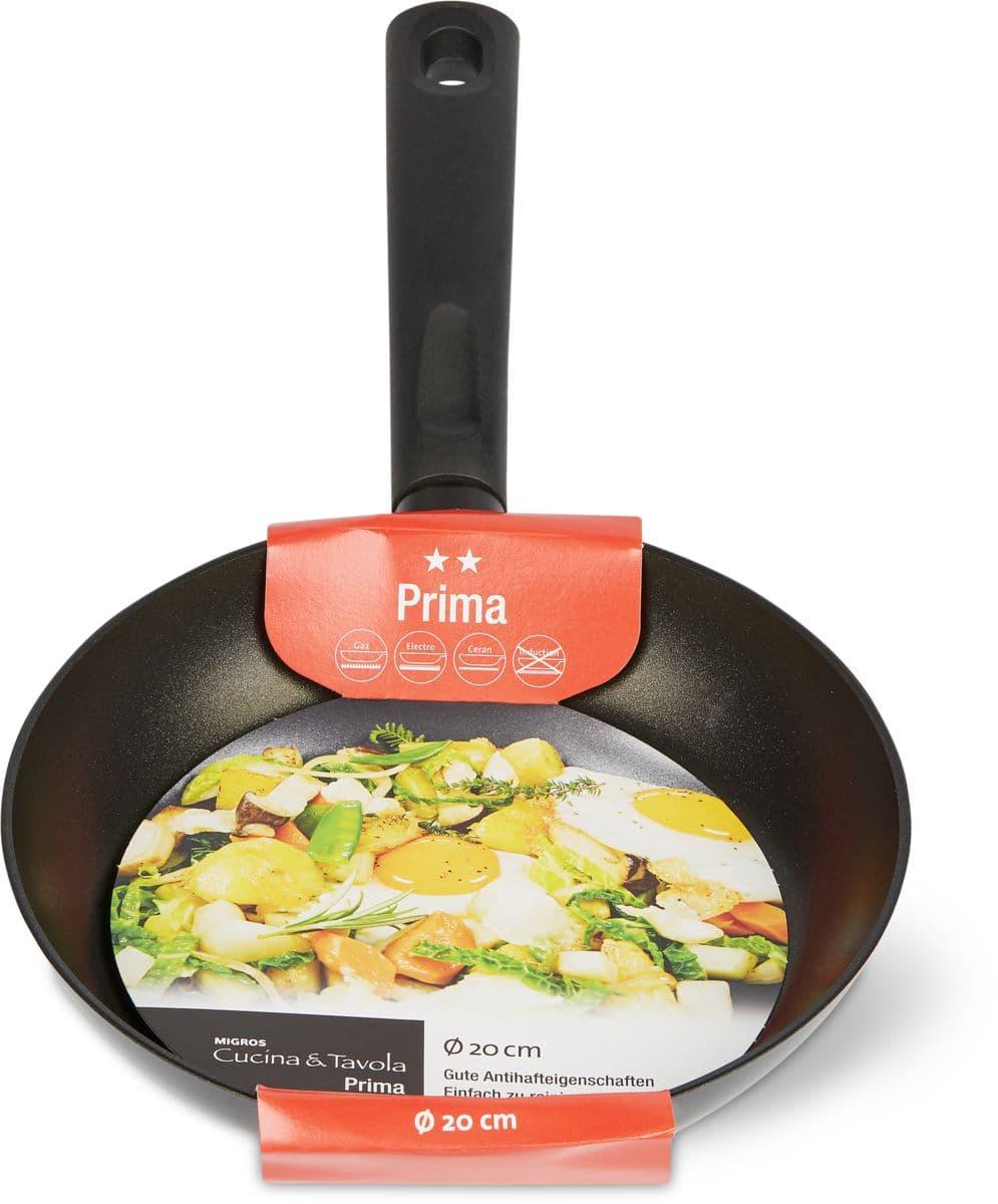 Cucina & Tavola PRIMA Poêle 20cm flat