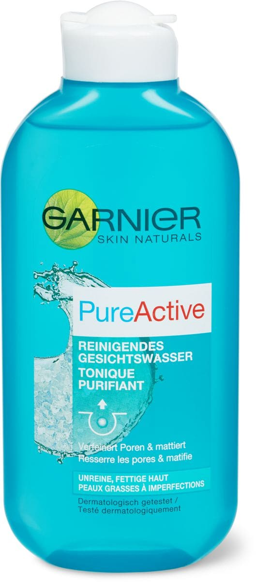 Garnier Pure Active Tonic