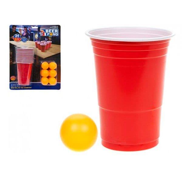 Gioco A Birra Pong Giocattoli da esterno