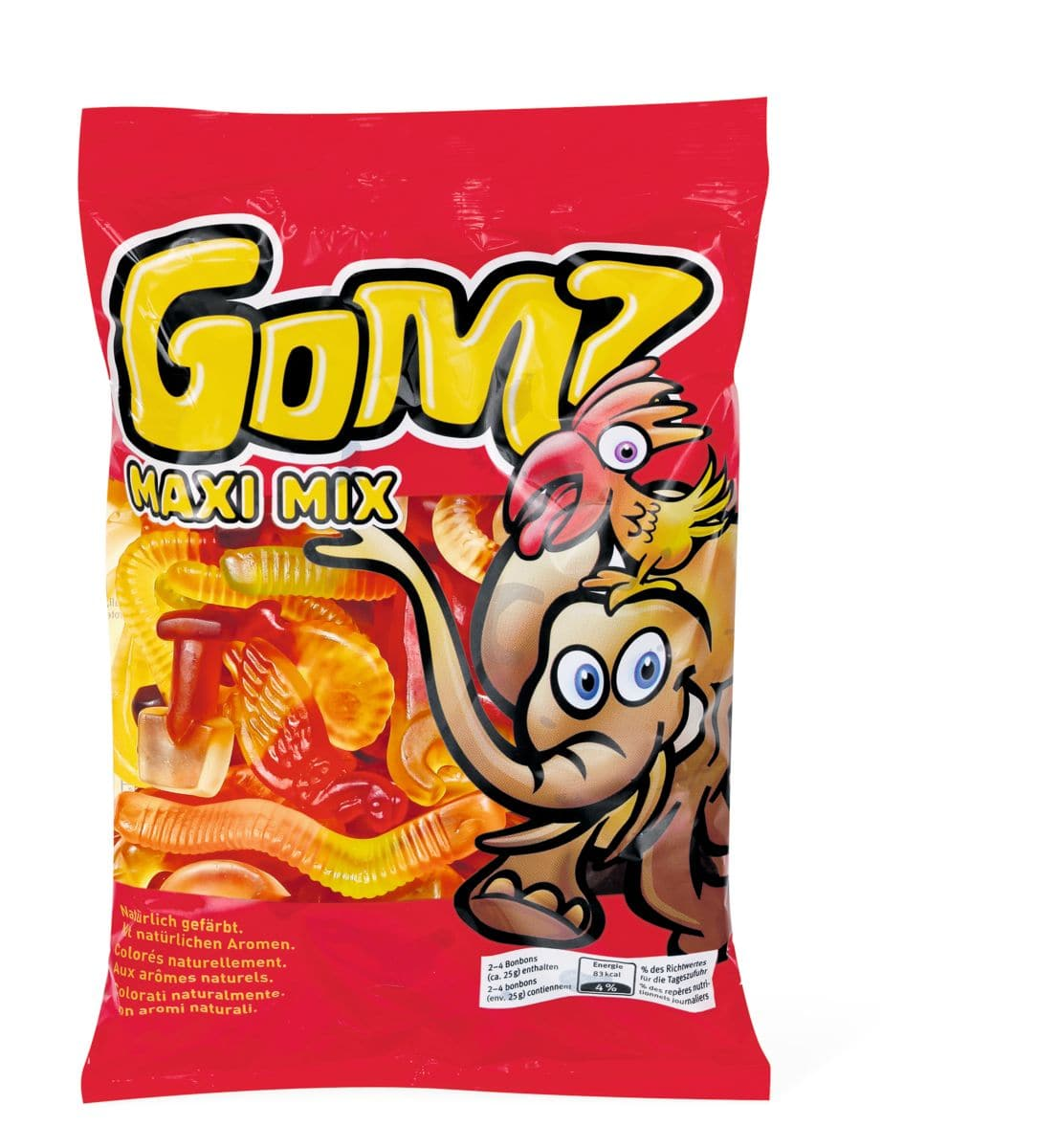 Gomz Maxi Mix Caramelle gommose
