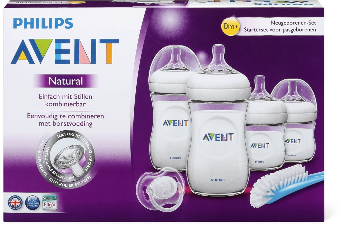 Avent Neugeborenen-Set Natural