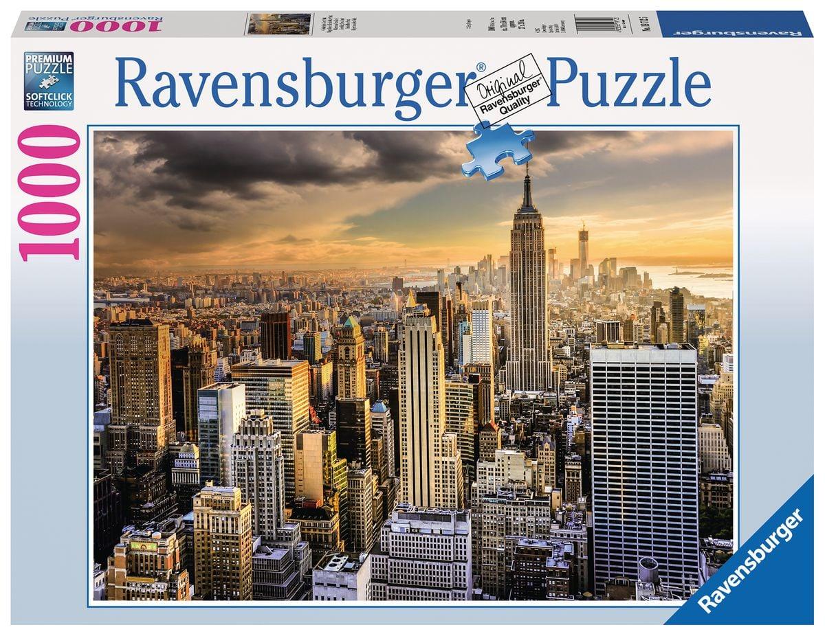 Magnifique Ville De New-York
