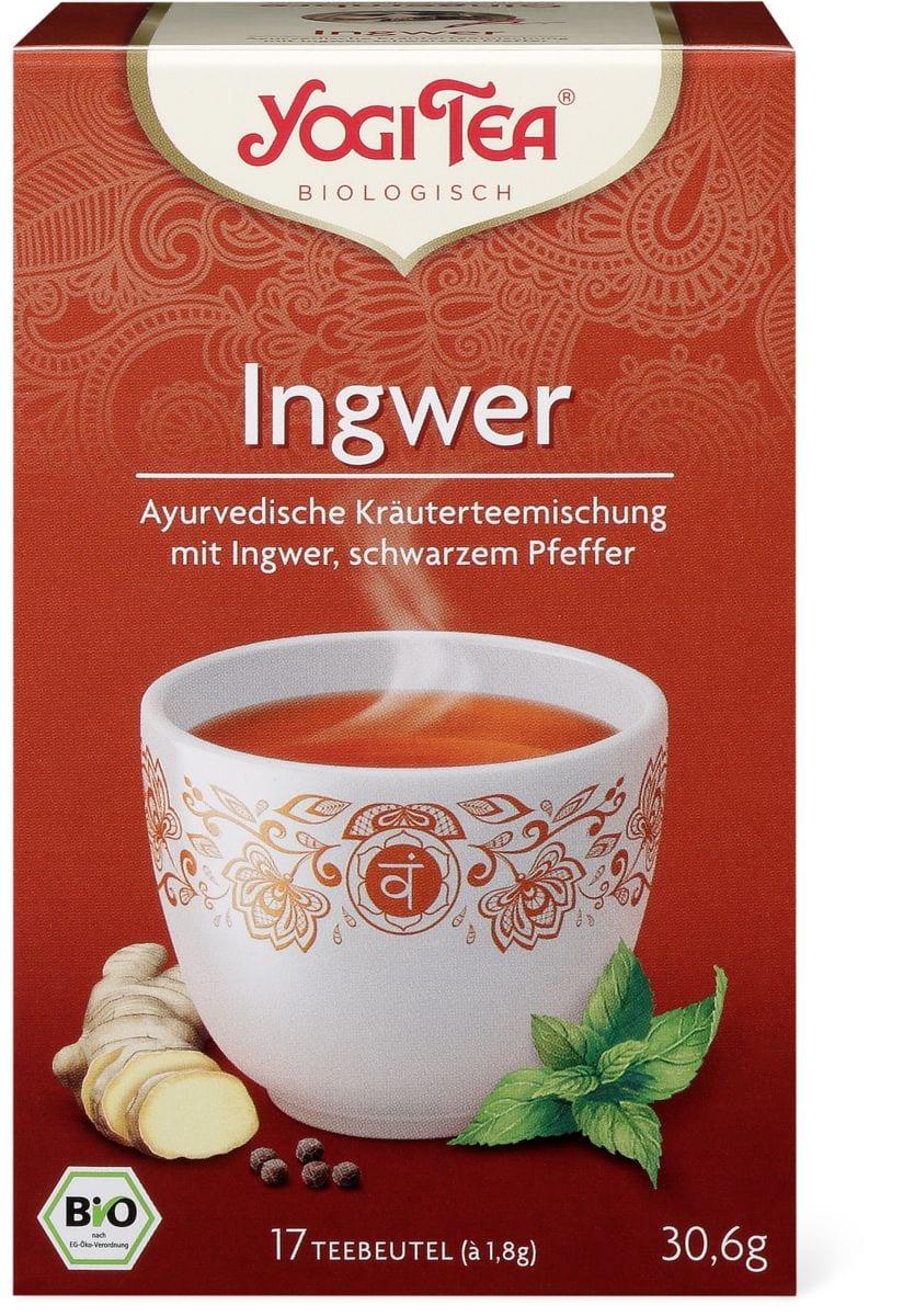 Bio Yogi Tea Ingwer