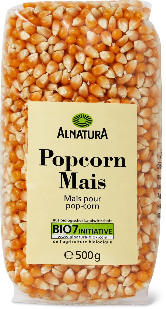 Alnatura Mais per popcorn