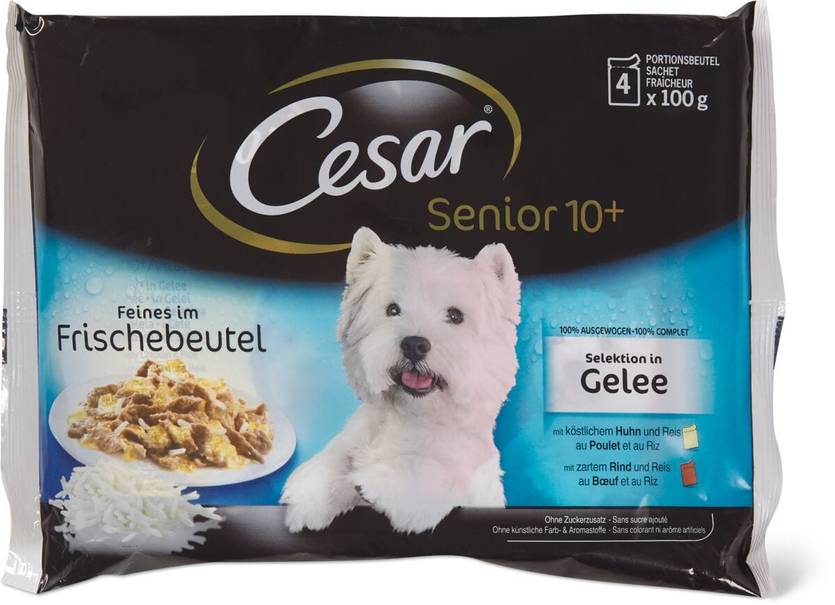 Cesar selection Senior