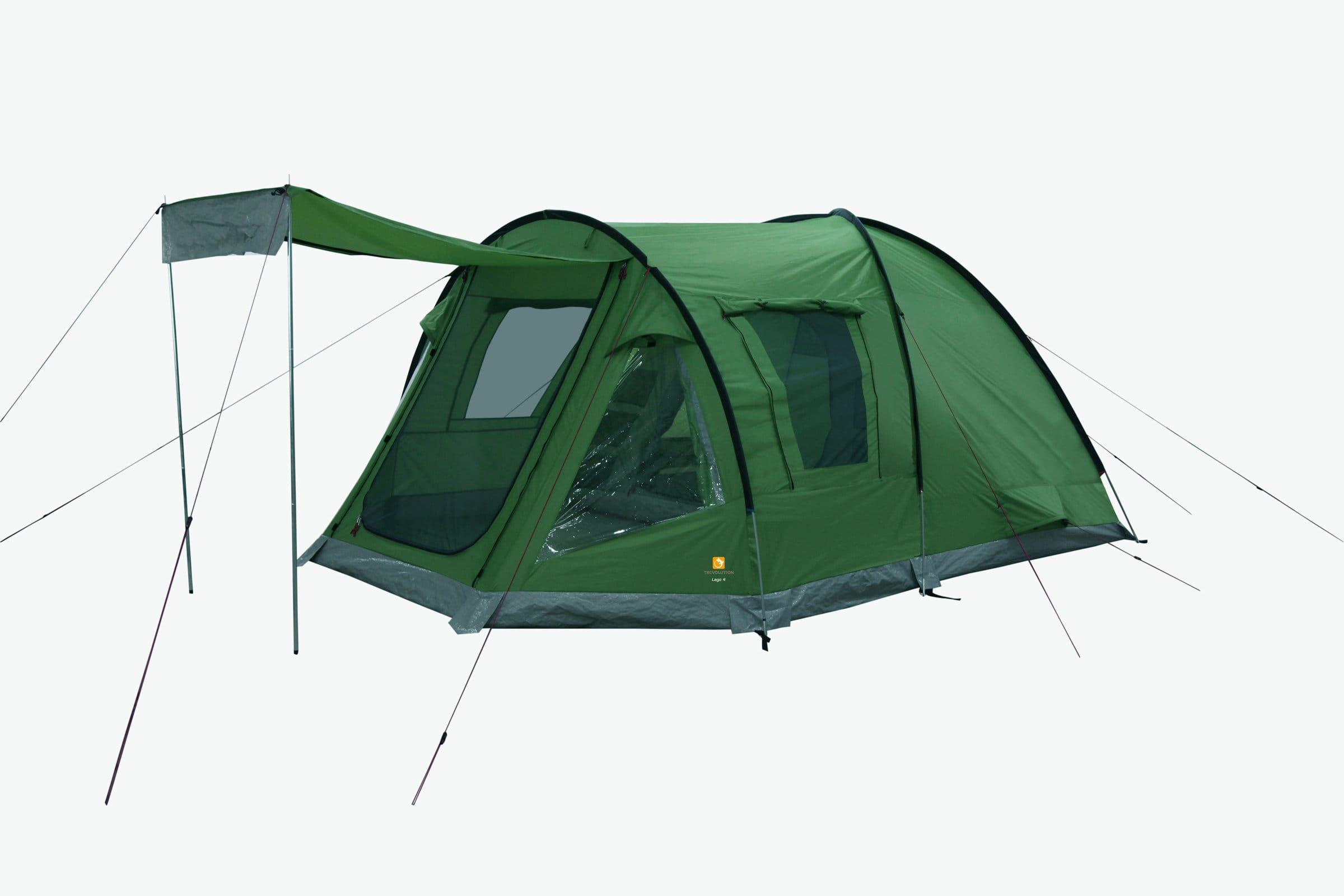 trevolution lago 4 tente pour 4 personnes migros. Black Bedroom Furniture Sets. Home Design Ideas