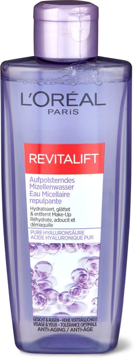 L'Oréal Revitalift Filler Micellar