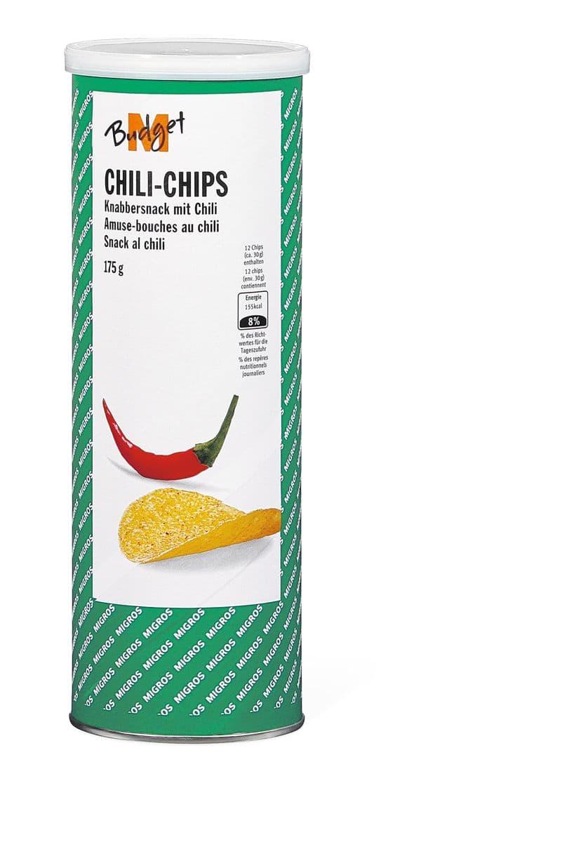 M-Budget Chili-Chips