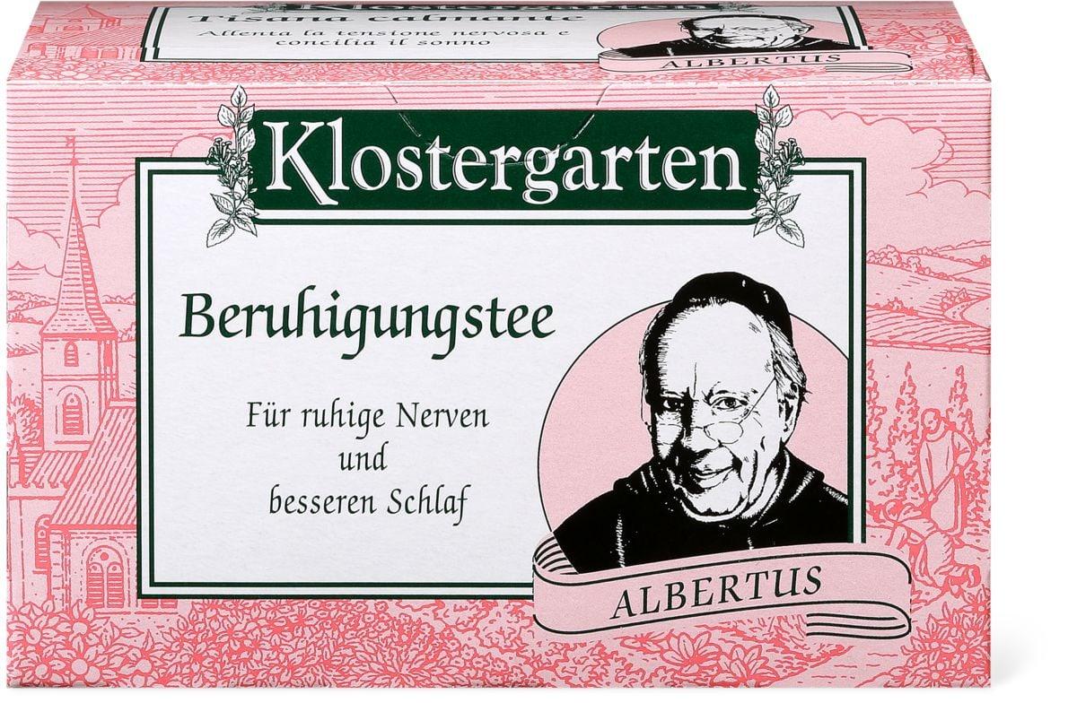 Klostergarten Beruhigungstee
