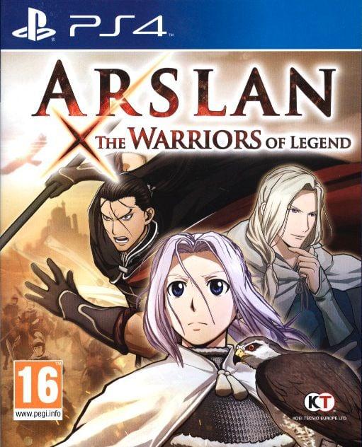PS4 - Arslan: The Warriors of Legend Box