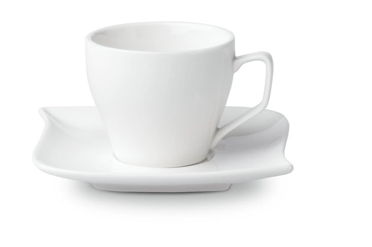 Cucina & Tavola MELODY Espressotasse mit Unterteller