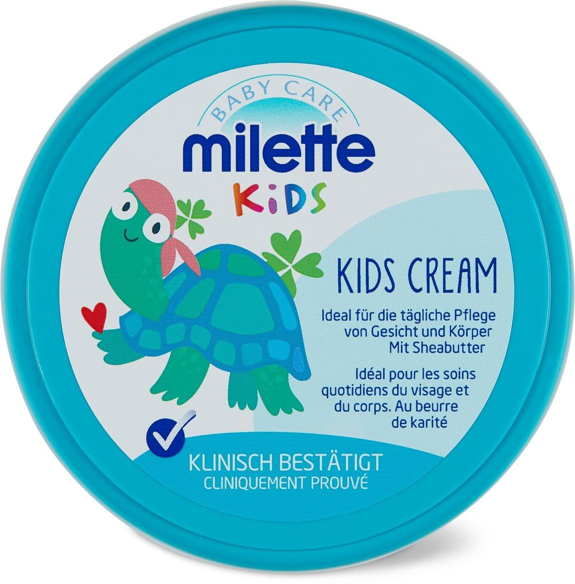 Milette Kids Crème