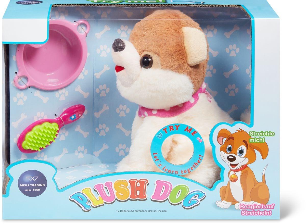 Plush Dog Giocattolo