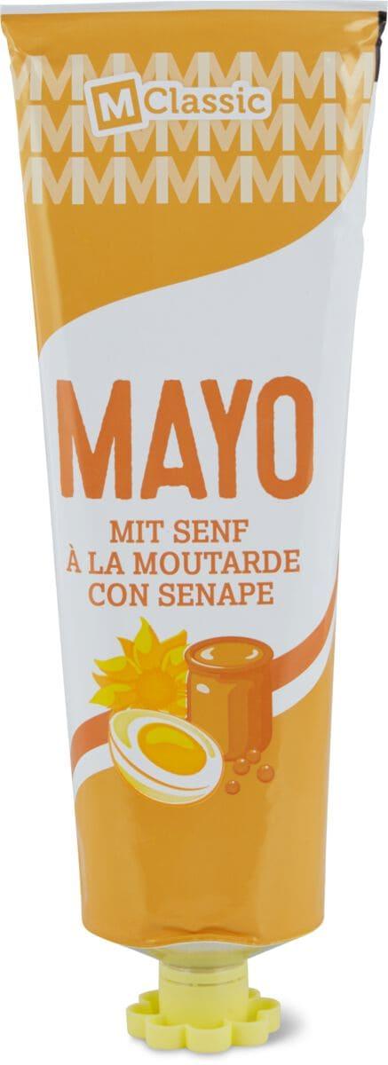 M-Classic Mayonnaise à la moutarde