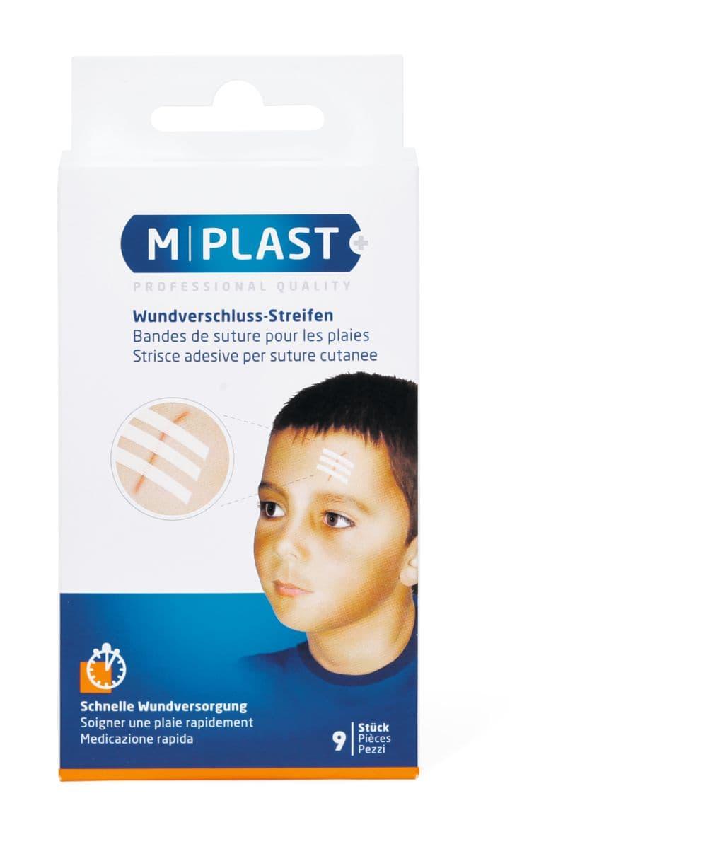 M-Plast sutures cutan.