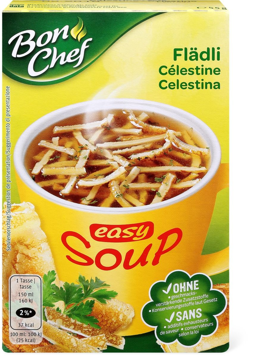 Bon Chef easy Soup celestina