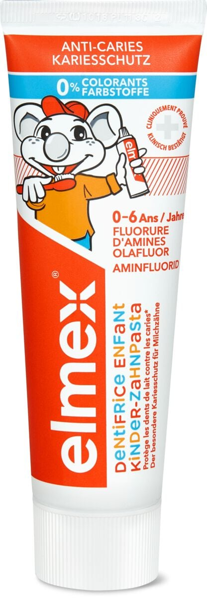 Elmex dentifricio per bimbi