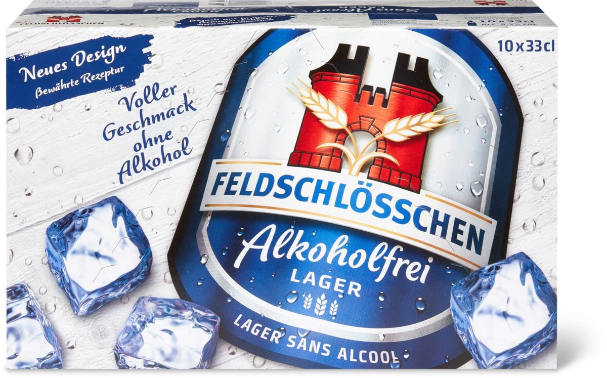 Feldschlösschen Sans alcool