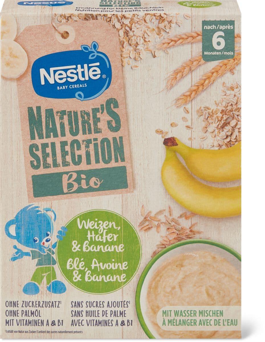 Nestlé Nature Selec. Weizen Hafer Banane