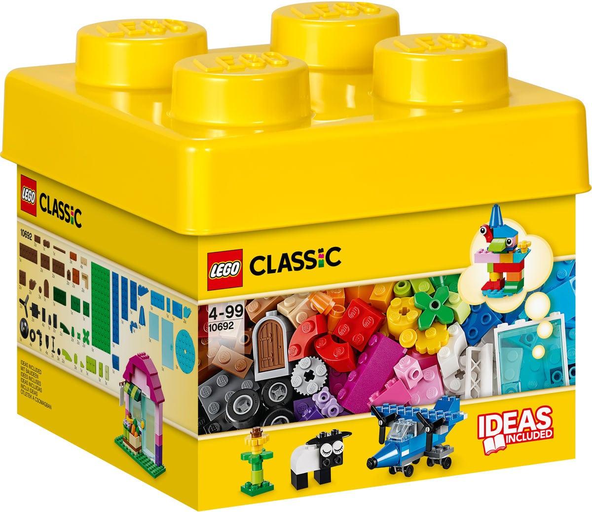 LEGO Classic Les briques créatives 10692
