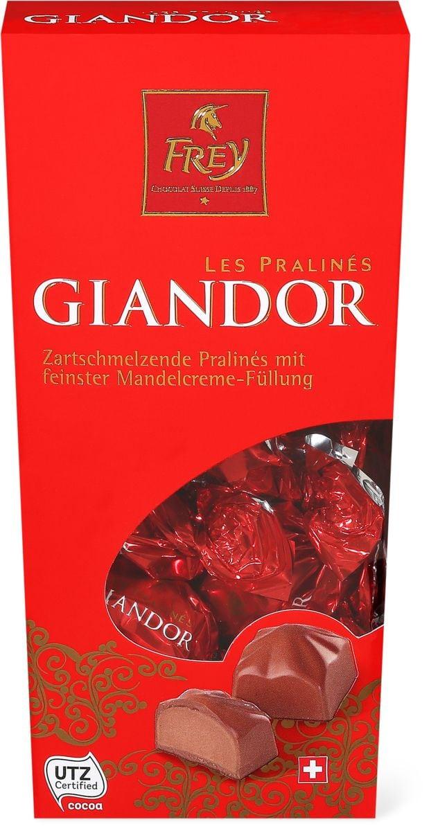 Les Pralinés Giandor