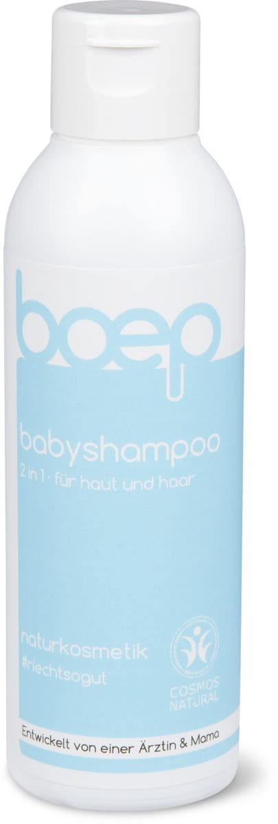 Boep shampoing douche